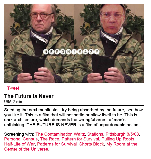 Future is Never